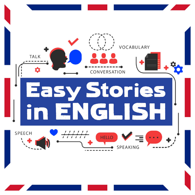 Easy stories in english Podcast